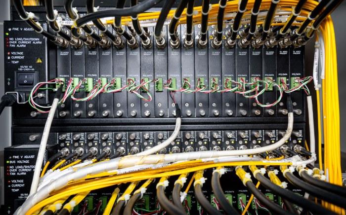 Instalaciones de cableado estructurado