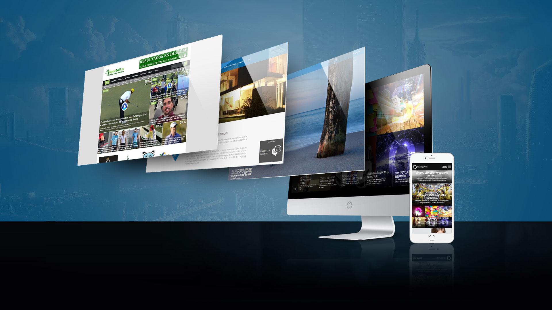 web design diseño