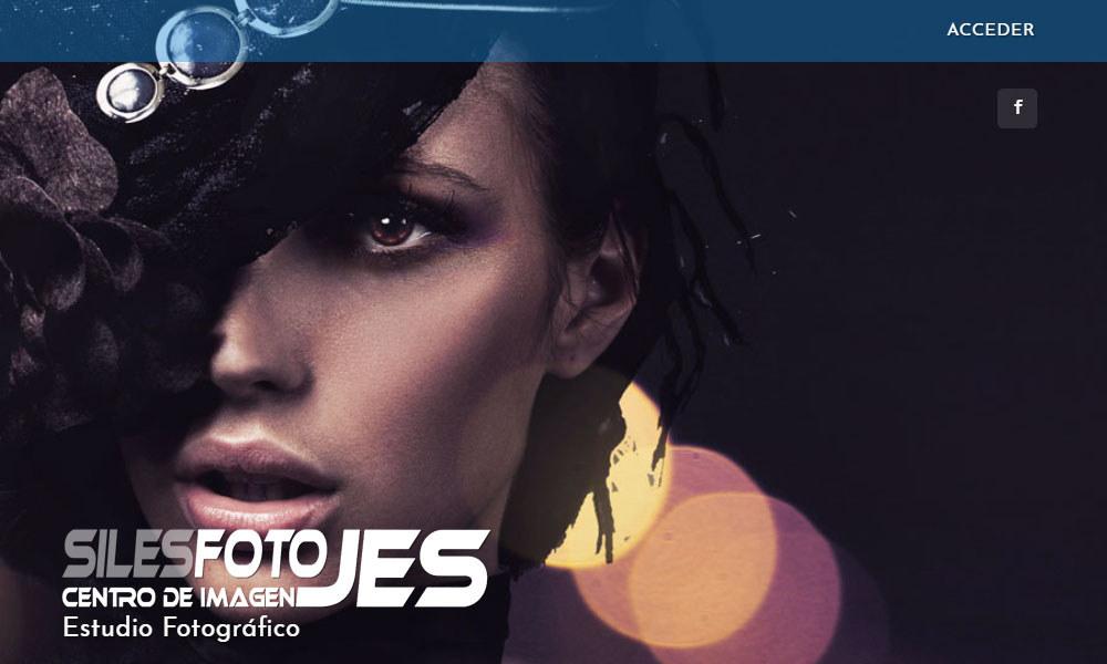 Foto Jes, diseño web