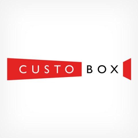 Custo Box, diseño gráfico, logotipo, imagen corporativa