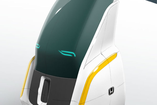Honda Link, sketches cars, diseño industrial