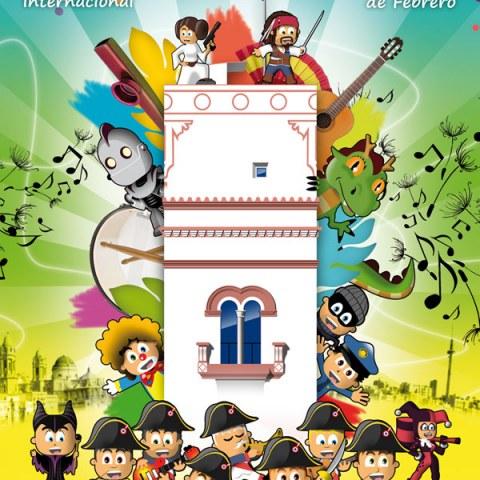 Cartel Concurso Carnaval de Cádiz