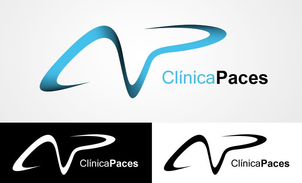 Clínica Dental Paces, diseño gráfico, logotipo, imagen corporativa